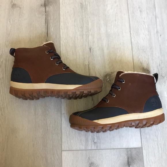 Womens Mt Hayes Waterproof Chukka Boots